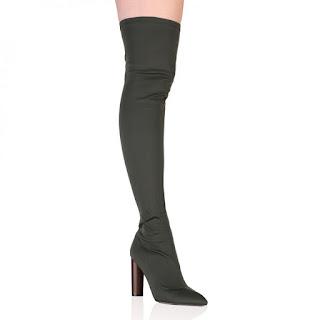 Lycra OTK Boot Public Desire Frugal Shopaholic
