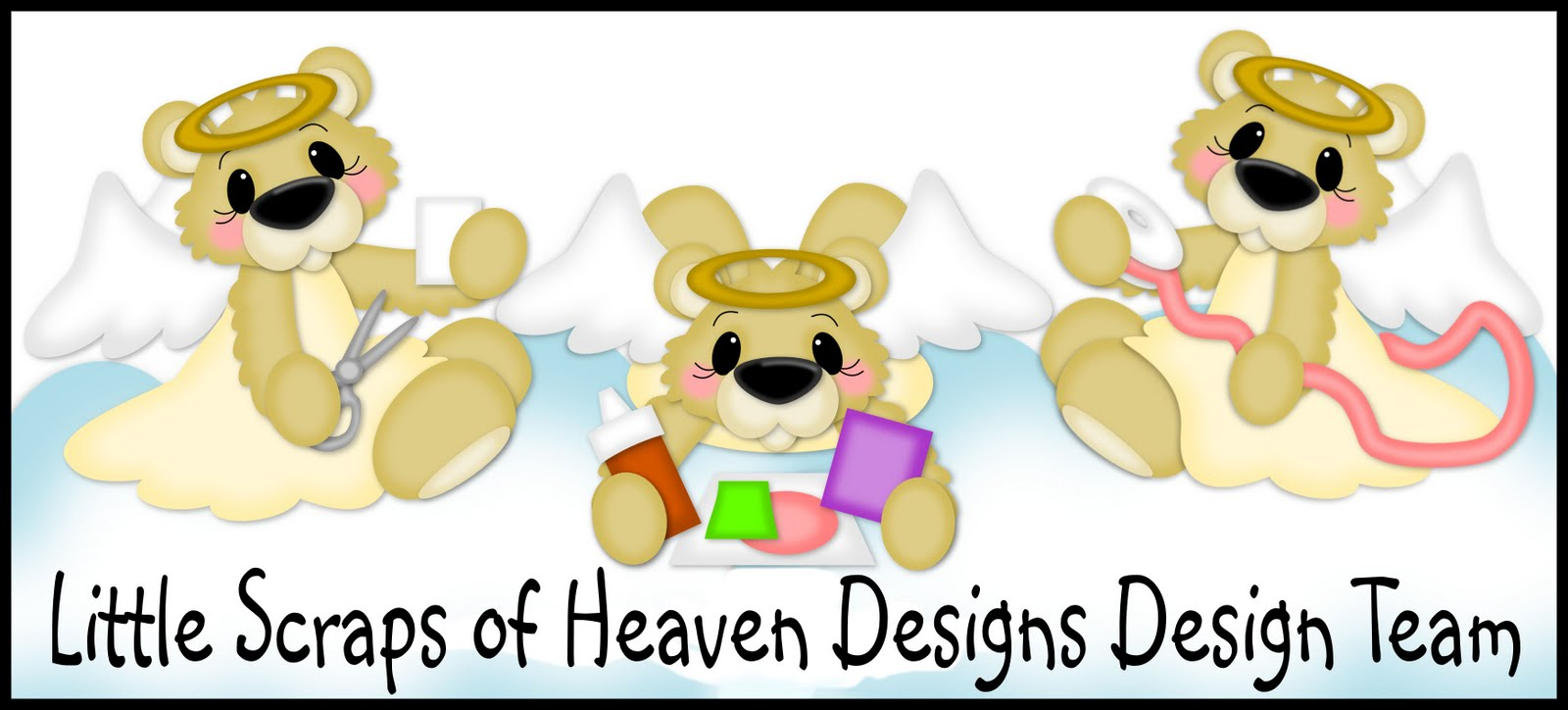Litte Scraps of Heaven Designs
