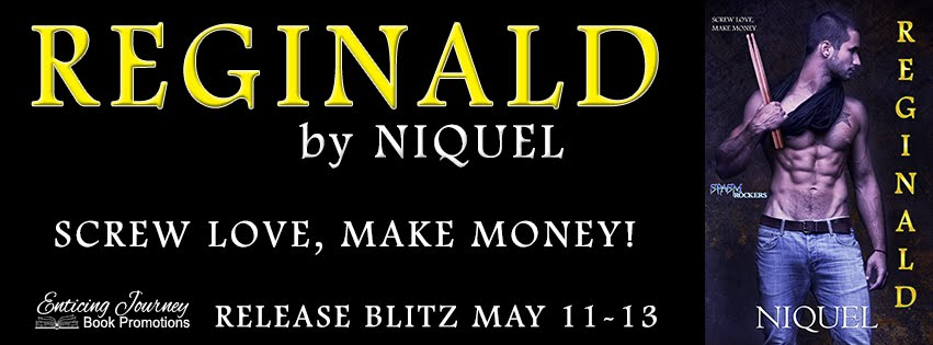 Reginald Release Blitz