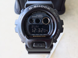 CASIO G-SHOCK GD-X6900-1DR BLACK is BLACK