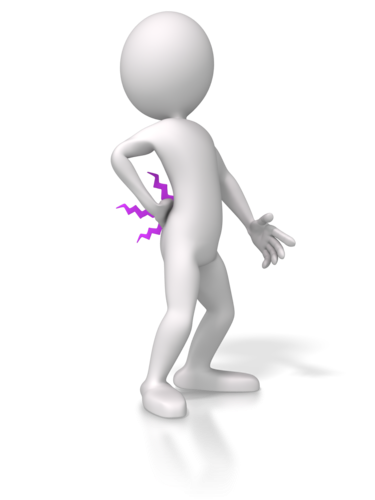 Esercizi per bambini a scoliosis di reparto di petto