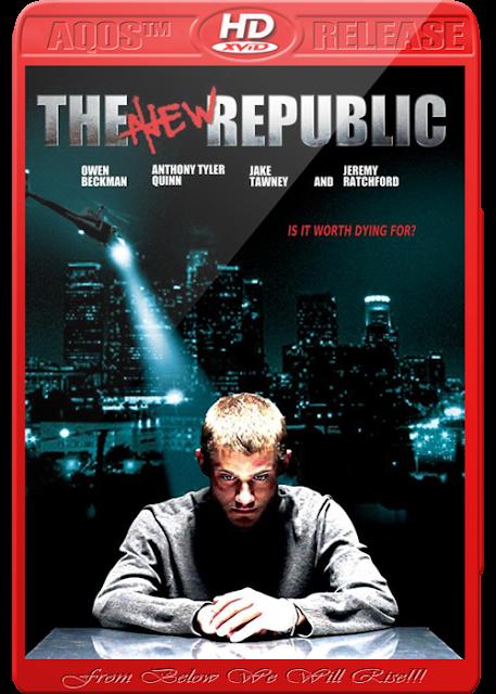 The New Republic 2011 HDRip 700MB