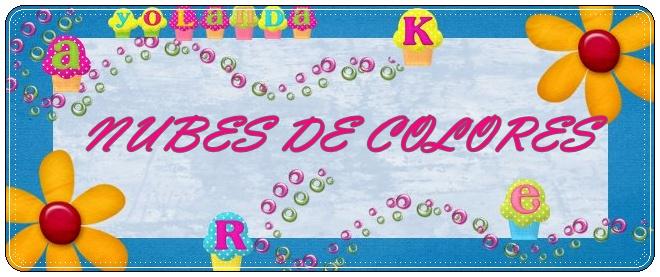 NUBES DE COLORES