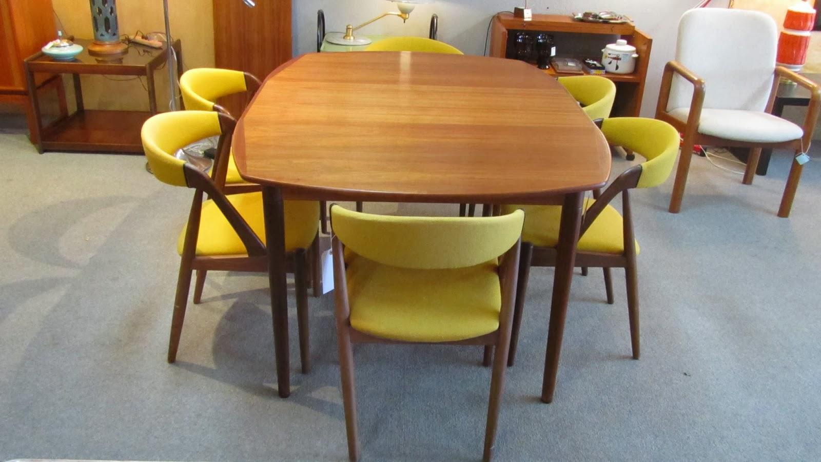Teak Dining Room Sets Danish Mid Century Dining Table Danish Teak Dining Table 6 Kitchen