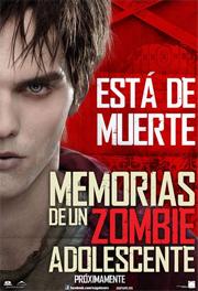 "Poster ""Memorias de un zombi Adolescente"""