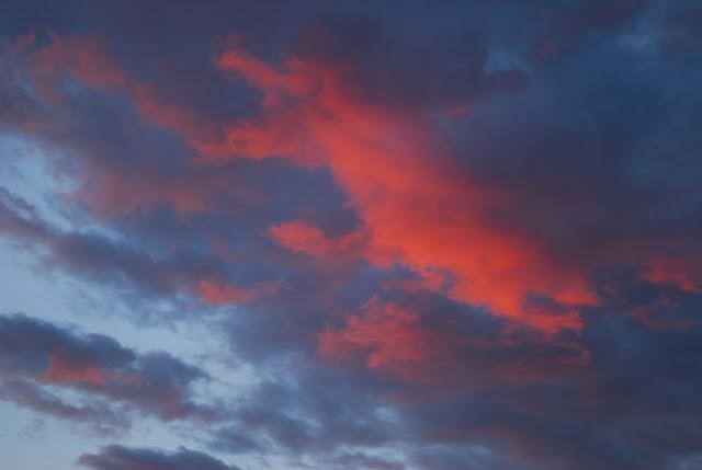 Himmel über Leipzig