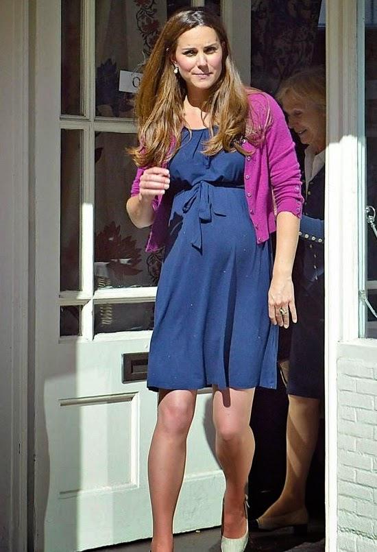 Кейт миддлтон беременна фото 2013 26