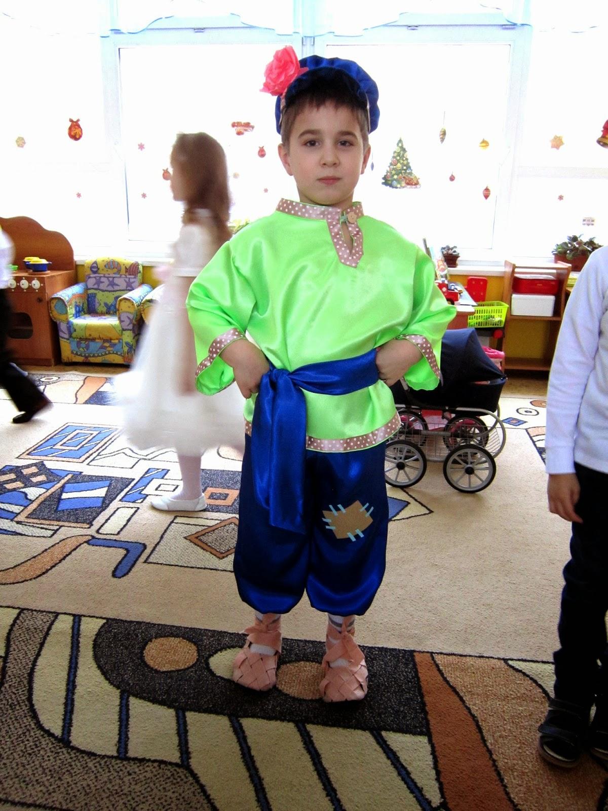Костюм емели своими руками фото Фотоархив