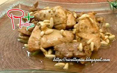 Pollo ai Capperi di Cotto e Mangiato