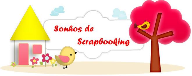 SONHOS DE SCRAPBOOKING