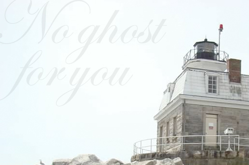 No Ghost For You - Penfield Reef Light GSA Auction Cancelled
