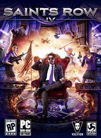 Saints Row IV-RELOADED