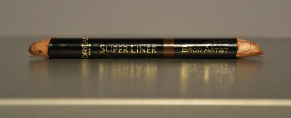 Kredka do brwi L'Oreal Super Liner Brow Artist