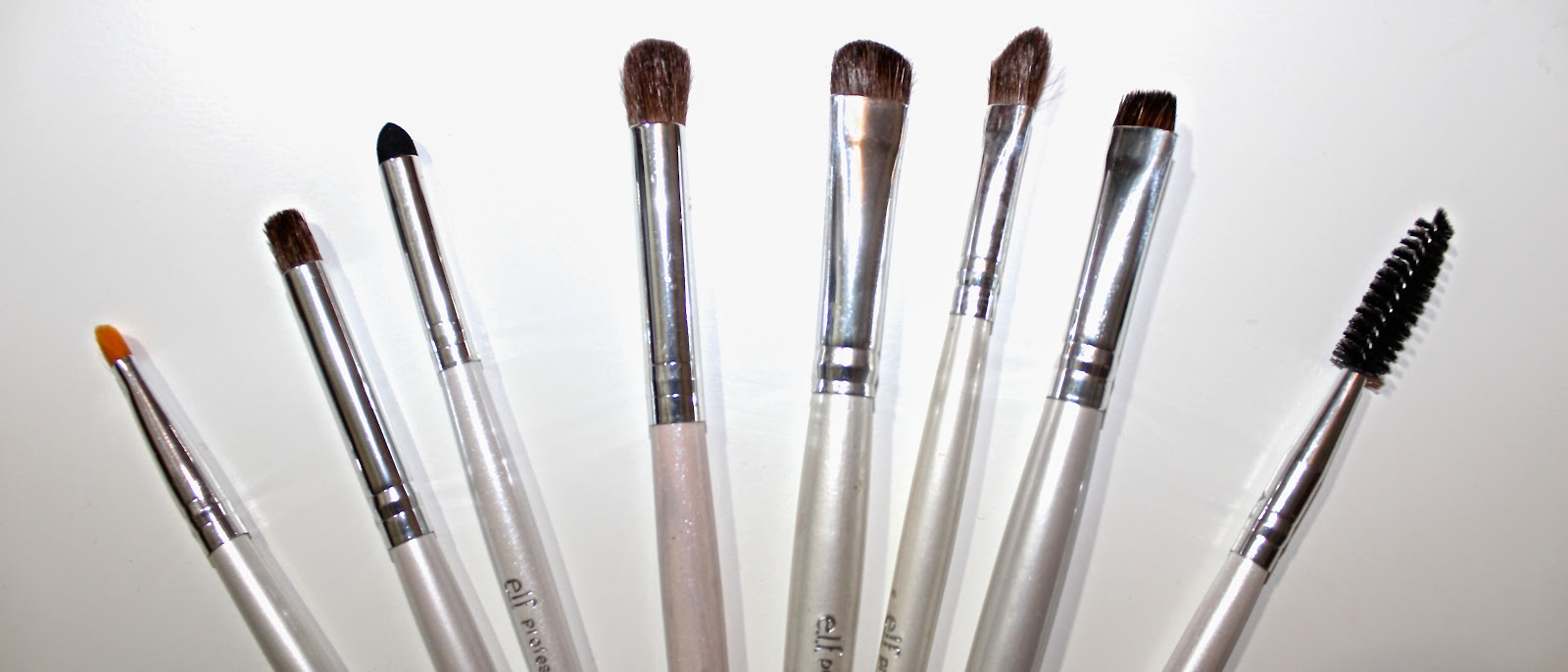 Brushes Elf Essential Eye Brushes Review