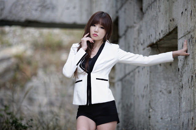 3 Hong Ji Yeon-Very cute asian girl - girlcute4u.blogspot.com