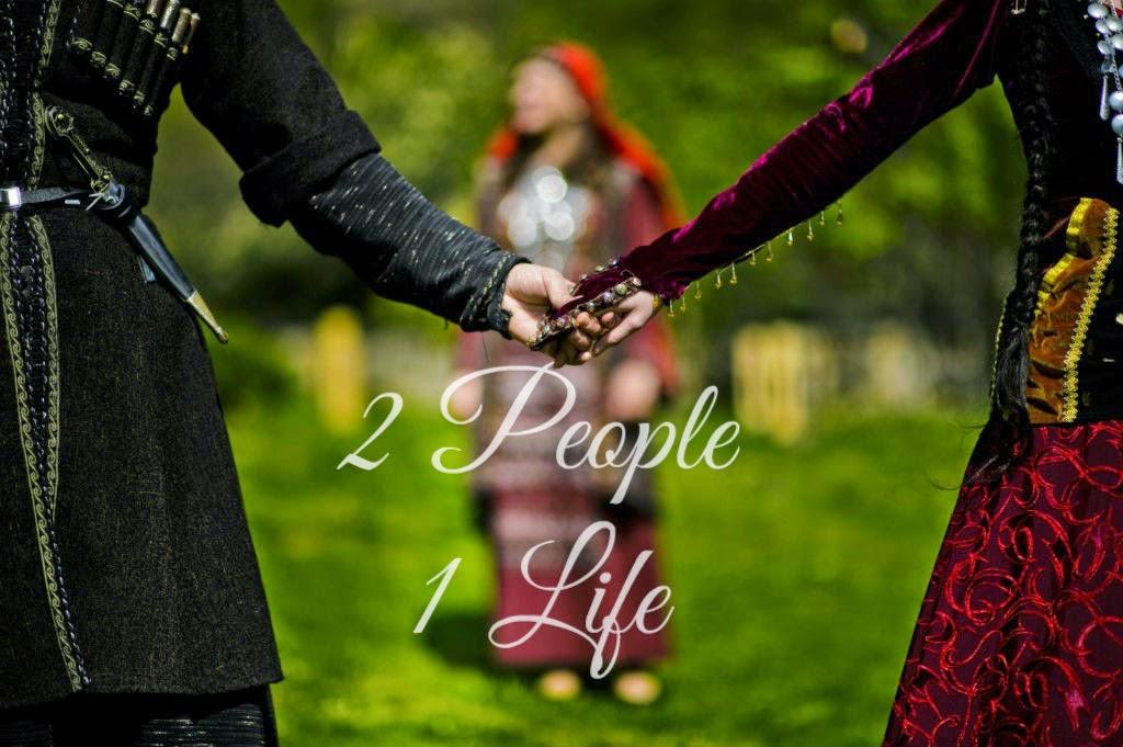 2 People 1 Life - წყვილის მშვენიერი იდეა