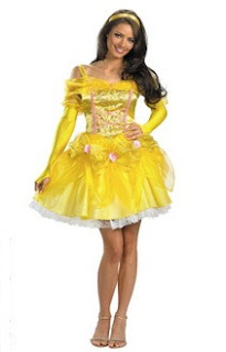 Halloween Disney Princess Costumes