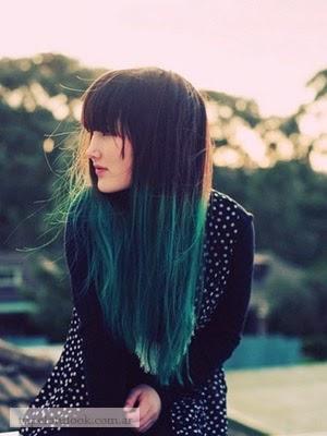 color de pelo 2014 peinados flequillos
