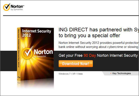 Norton Free Trial 90 Days for Antivirus & Internet Security