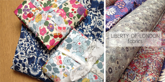Liberty of London Fabrics - Steadfast and Barracks in Lancaster has a factory shop selling this at just £5 per metre! #liberty #fabric #sewing