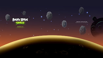 #11 Angry Birds Wallpaper