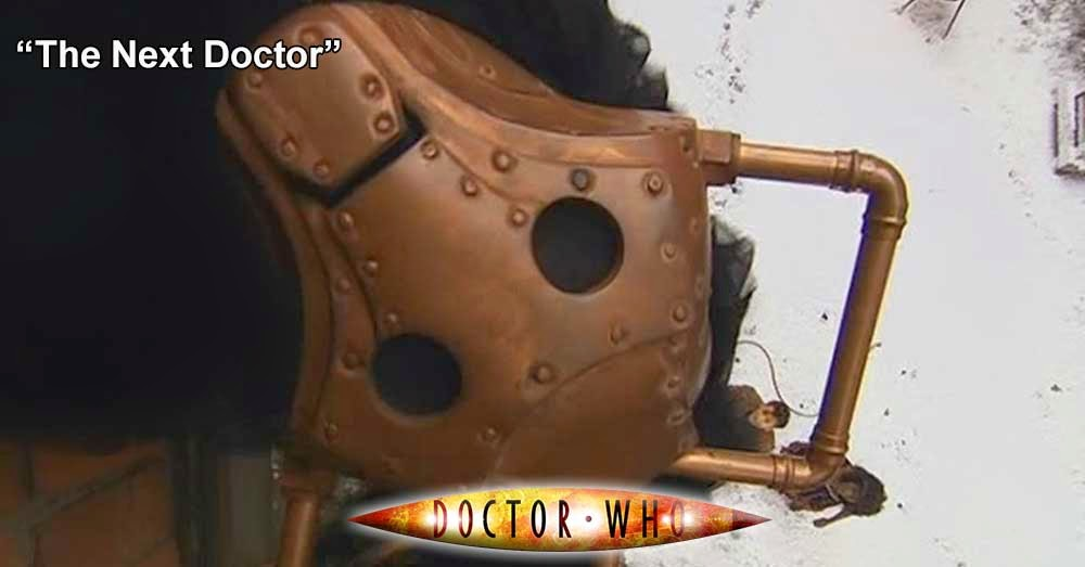 Doctor Who 199: The Next Doctor