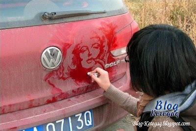 kereta model Volkswagen