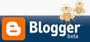 logo beta blogger