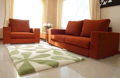 Gambar dan Model Karpet Ruang Tamu Modern