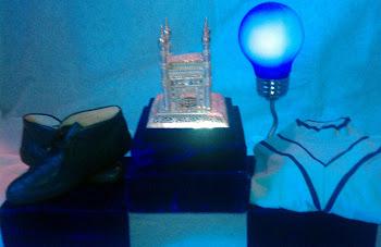 The Blue Light Treatment !!!....... Wut is that HUE? Is it JZ BLUE?