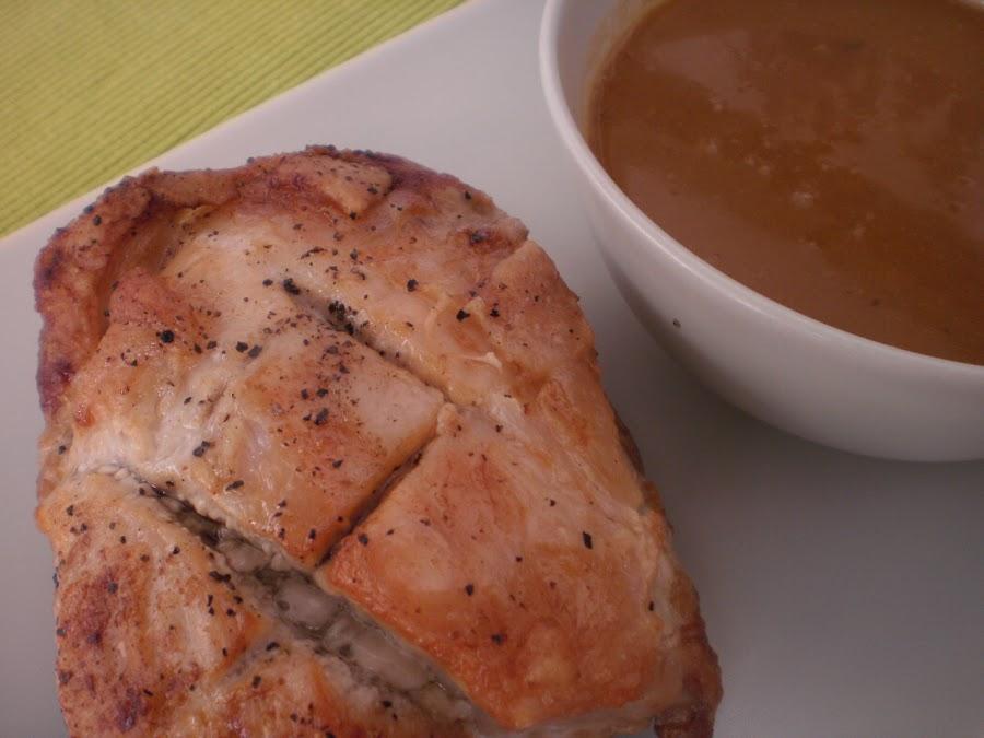 Lomo de cerdo a la mostaza dijon al horno - Solomillo de ternera al horno con mostaza ...