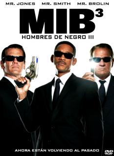 Hombres de negro 3 (2012) Online