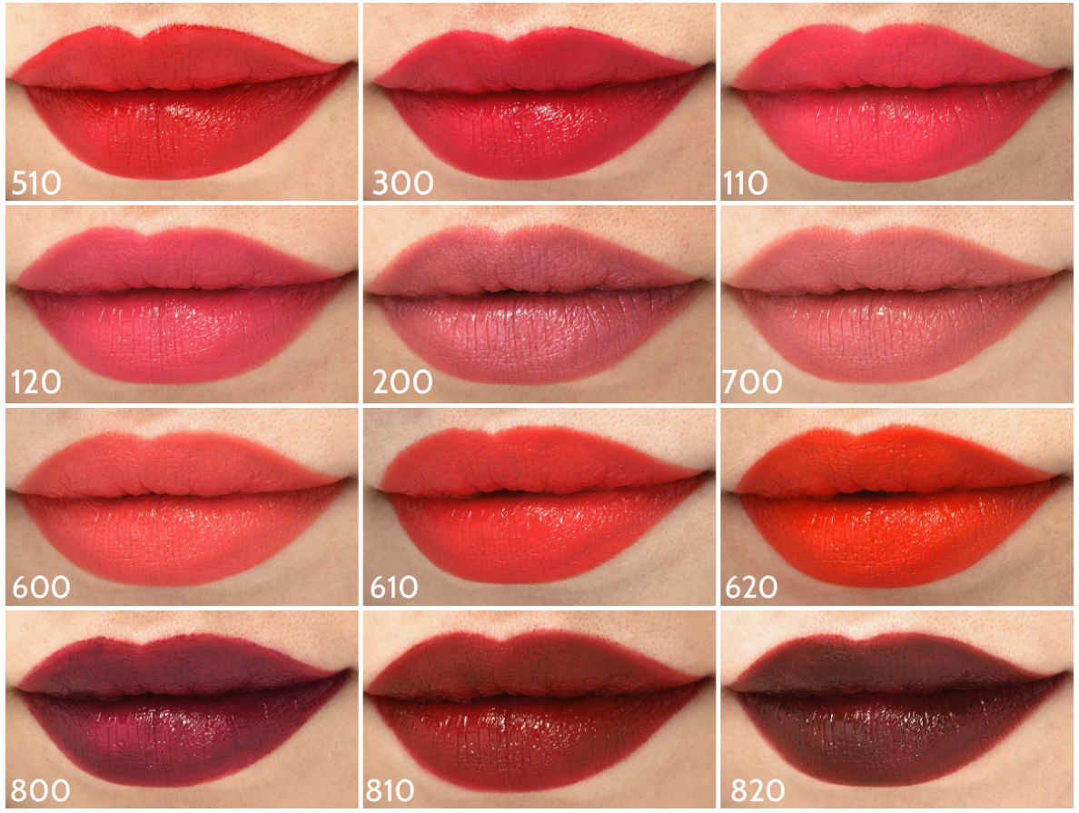Rimmel The Only 1 Lipstick Collection: Review and Swatches | The ...