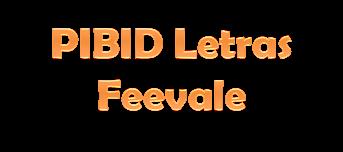 PIBID Letras Feevale