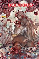 Capa da 12ª edição da história em quadrinhos Fábulas