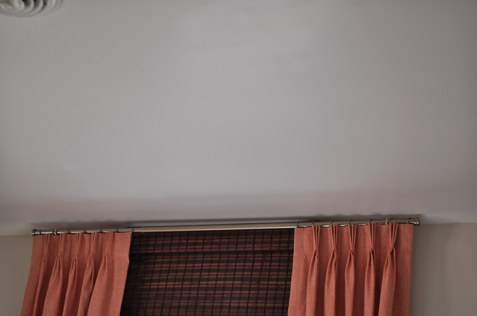 Eggshell Paint On The Ceiling