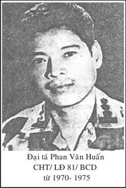 Đại Tá Phan Văn Huấn