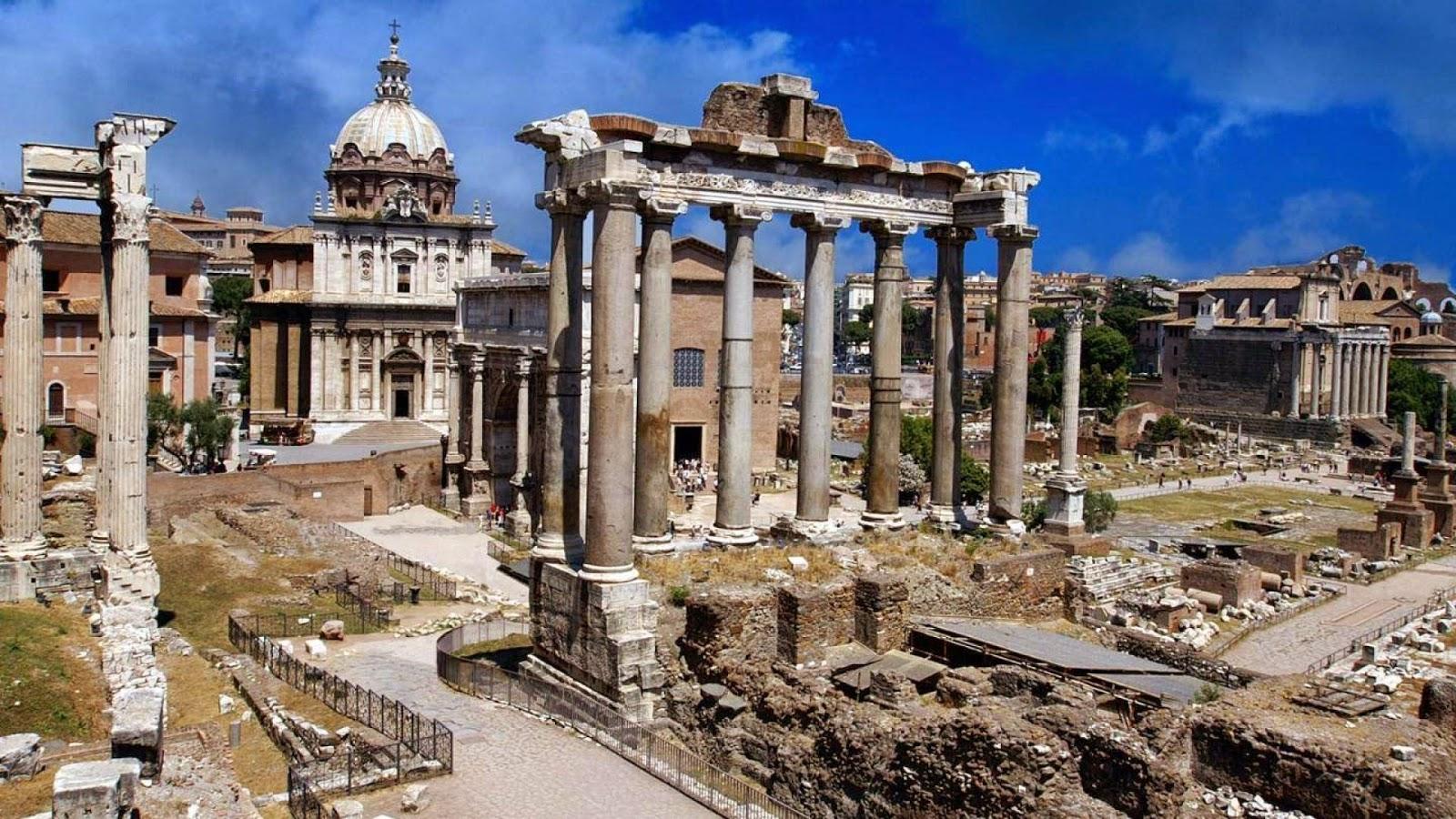 Você sabia como era nascer na Roma Antiga?