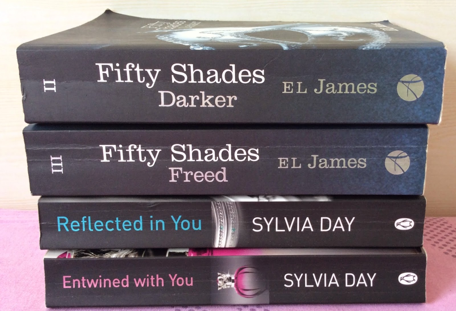 Adult fiction, fifty shades of grey, bared to you