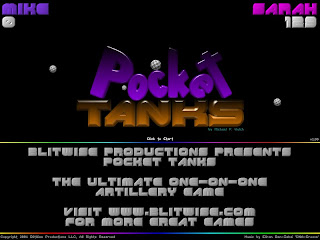 free download pocket tanks deluxe welcome