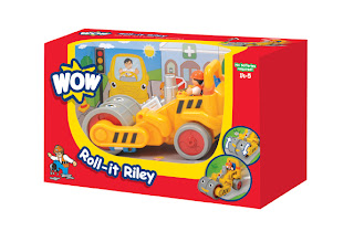 Win A WOW Toys Roll-it Riley