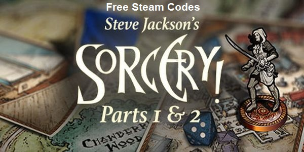 Sorcery! Parts 1 and 2 Key Generator Free CD Key Download