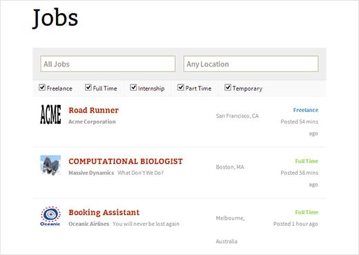 6 Steps to Make Job Board Website with Wordpress   WaysToMakeSite.com
