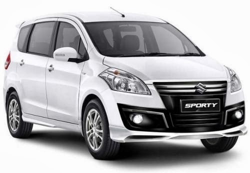 Harga Suzuki Ertiga Sporty Terbaru Manual & Otomatis