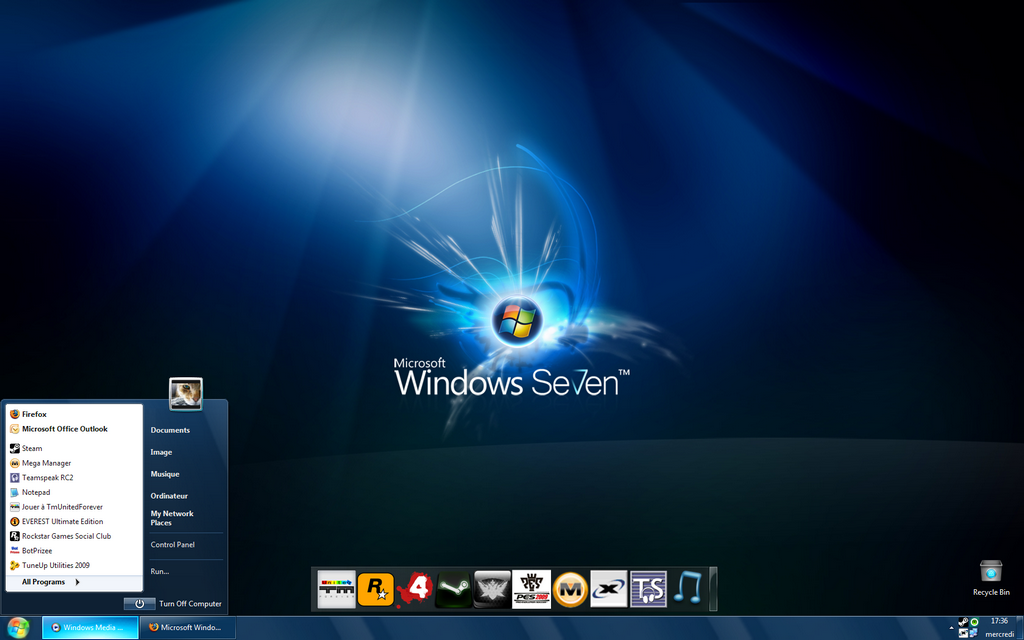 New windows 7 themes software free download 2013 3d reccompe for New windows software