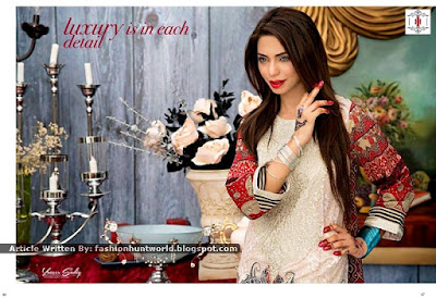 Ittehad Textile Eid Collection 2015