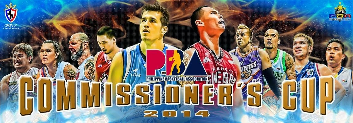 2014 PBA Commissioner's Cup