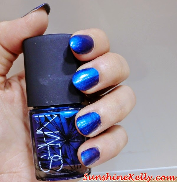 NARS Nail Polish, NARS Holiday 2014 Collection, Beauty Review, NARS Cosmetics, NARS Malaysia, NARS Makeup