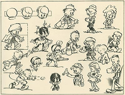 cartoon snap how to draw cartoons the old school way by animator bill nolan - Cartoon Drawings Of Kids