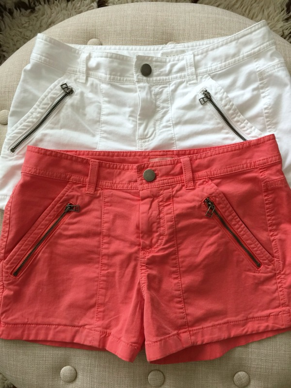 Vintage Military Shorts